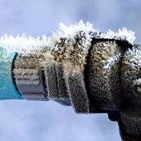 plumbers advice on freezing taps